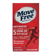 Thuốc bổ khớp Move Free Joint Health Advanced 200 Schiff Mỹ